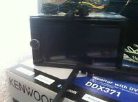 Kenwood ,Bluetooth , DVD DCA IPOD, IPHONE ...,Garante un ans