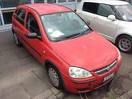 HOLDEN TK BARINA WRECKING ,ENGINE,MOTOR,GEARBOX ALL PARTS CALL US