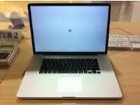 17' MacBook Pro 2009 8GB RAM 320 GB HDD
