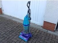 DYSON DC07 ALLERGY SERVICED GOOD SUCTION TWO TOOLS