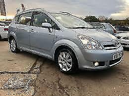 Toyota Verso 1.8 VVT-i T3 7 Seat MPV 5 Door Hatch Back