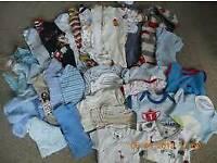 Boys 0-3 clothing
