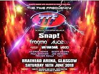 TTF Tickets for Braehead