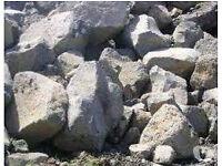 Gabion Limestone Fill