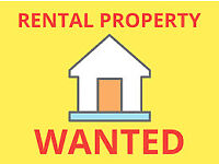 1 or 2 bedroom rental property wanted in Taunton. £500 to £700.