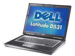 Dell Lattitude D531 Laptop & Leather Case - Excellent Condition Adelaide CBD Adelaide City Preview
