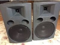 Celestion Speakers Road series and stands