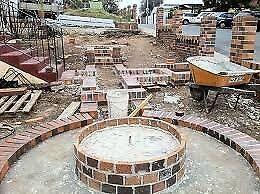 Brickwork, quality work by experienced tradesman