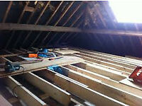 Loft conversions specialists, fast and clean work