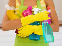 MOVE-IN - MOVE-OUT Cleaning  We will clean your property if you