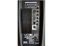 """Vexus 15"""" active speaker"""