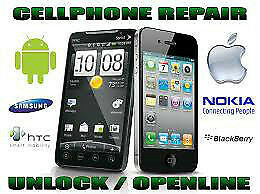 CELL PHONE REPAIR AND UNLOCKING IN WEST EDMONTON MALL