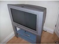 Old Style 24 Inch Phillips TV For Sale (stand not included)