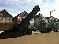Top soil, final grade new home Landscaping- Low Price guaranteed