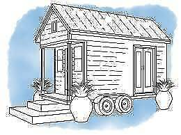 WANTED: MOBILE HOMES, CABINS AND LARGE CARAVANS.