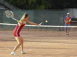 Tennis Training and Instruction