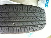 4 pneus ETE 215/70R15 Goodyear Assurance Sur RIMS