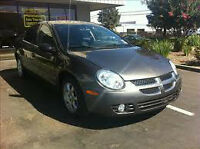 LIKE NEW - 2003 DODGE NEON SX 2.0 - Satety - E-Tested