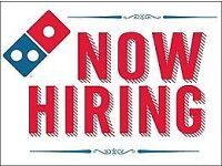 Domino's shift Managers