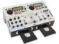 Numark KMX02 DJ/KDJ Mixer [With flight case]