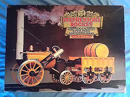 "WANTED: STEPHENSON'S ROCKET LIVE STEAM LOCO 3.5"" OR SIMILAR"