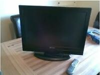 "20"" LCD TV BUILTIN FREEVIEW HDMI PORTS GOOD CONDITION GREAT WORKING ORDER CAN DELIVER BARGAIN"