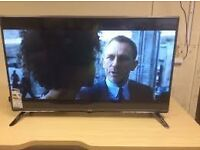 """42"""" LG LED TV FREEVIEW HD USB VERY NEW CONDITION GREAT WORKING ORDER 8 MONTH OLD CAN DELIVER BARGAIN"""