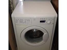 Indesit WIXE127 6kg 1200 Spin White LCD Washing Machine 1 YEAR GUARANTEE FREE FITTING