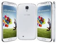 Sim Free Samsung Galaxy S4 White 16GB