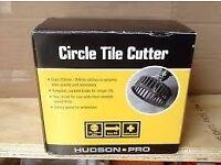 Hudson pro circle tile cutter