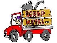 FREE Scrap Metal Collections including Scrap Cars