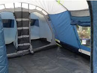 Outwell Indiana 6 Tent (Blue, 6 Birth)