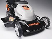 Over 60% Off All Brand Name Cordless Electric Lawn Mowers