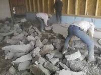 concrete removal for residential and commercial needs