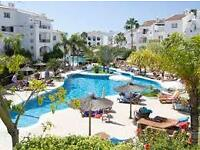 5* Timeshare apartment sleeps 4 in Tenerife available 29/7/16 - 12/8/16 (2weeks) £800 ono