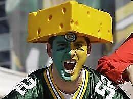 Green Bay Packers The Original Cheesehead (New) Calgary Alberta Preview