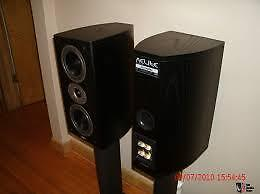 AE - Acoustic Energy AELITE 2 Speakers and Subwoofer