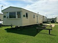 Primrose Valley Caravan, Easter Available, Haven Site