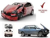 TOP CASH FOR SCRAP CAR MOTOR VEHICLE VAN SCRAP MY CAR TODAY SCRAP CAR BUYERS BIRMINGHAM