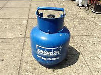 Calor butane 4.5kg caravan camping full gas bottle