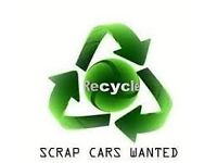 Scrap Cars/MOT Failures/Unwanted Vehicles/Non-Runners