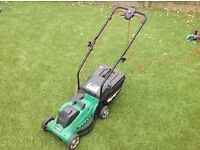 QUALCAST LAWN MOWER NEW IN BOX NEVER USED 1200W