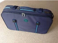 MACO POLO SUITCASE, USED ONCE FOR AN HOUR