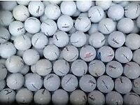NEARLY NEW GOLF BALLS FOR SALE