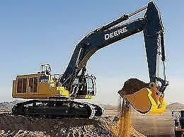 Excavator Financing - New or Used - Good or Bad Credit - New Start-Ups Welcome