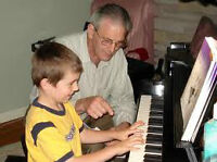 Learn To Sing Or Play Piano In Your Place Or Mine...