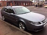 NORTH TYNESIDE TAXI TO RENT - PRIVATE HIRE £90 P/W SAAB 95 1.9TD