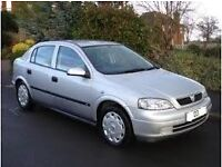 Vauxhall Astra 1.6i Club 8v , X Reg , 5 Dr , Same Family Since new , Excellent Condition