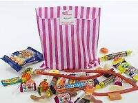 Filled Sweet bags for all occassions