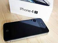 LIKE BRAND NEW IPHONE 4 S BLACK
